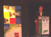 Photo 2 Alpine Space Interreg IIIB Peak Event 19-20/06/06 Stresa (Italy)